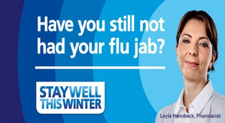 Have you had you flu jab?